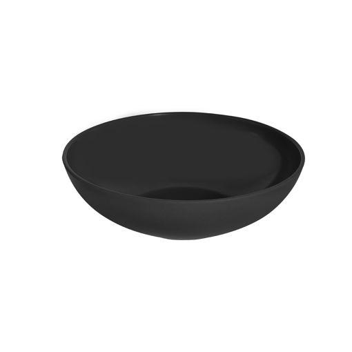 Σαλατιέρα Α' Νο58 Φ20cm Μαύρο-402408