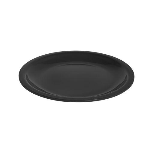 Πιάτο Ρηχό Family Φ22,5cm Νο23 Μαύρο-402402