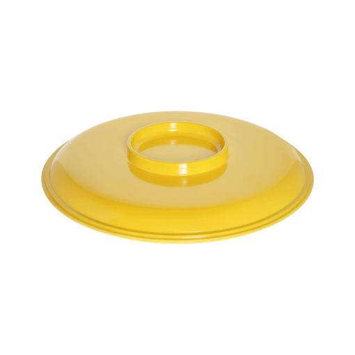 Καπάκι Σαλατιέρας Γ' Νο69 Κίτρινο-402311
