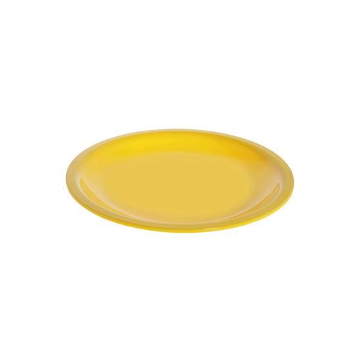 Πιάτο Φρούτου Family Φ18,5cm No23 Κίτρινο-402303