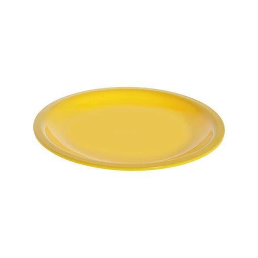Πιάτο Ρηχό Family Φ22,5cm Νο23 Κίτρινο-402302