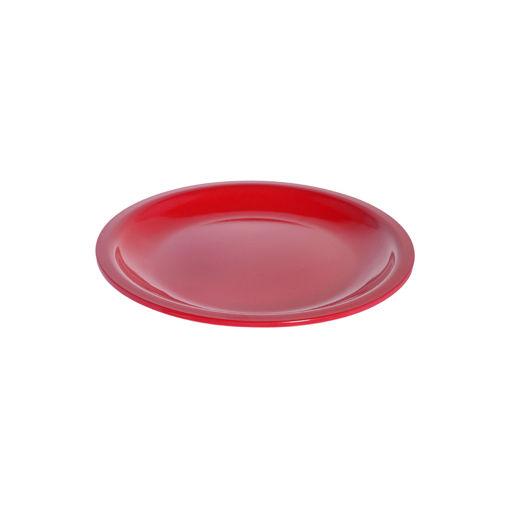 Πιάτο Φρούτου Family Φ18,5cm  No23 Κόκκινο-402203