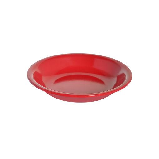 Πιάτο Βαθύ Family Φ19,5cm Νο20 Κόκκινο-402201