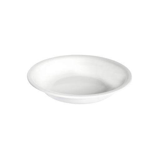 Πιάτο Βαθύ Family Φ19,5cm Νο20 Λευκό-402101