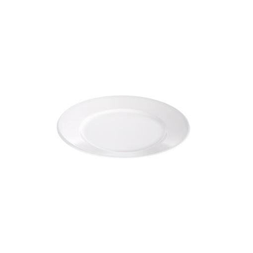 Πιάτο Φέτας Chef  Φ16,5cm Νο168 Λευκό-401117
