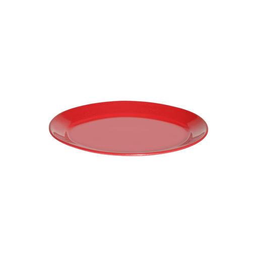 Πιατέλα Α' Νο 302 29x21cm Κόκκινο-402205