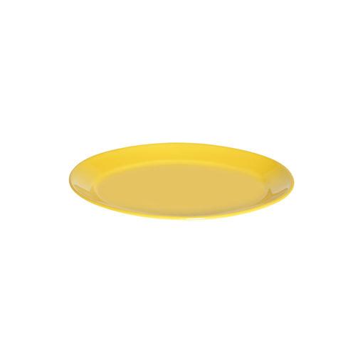 Πιατέλα Α' Νο 302 29x21cm Κίτρινο-402305