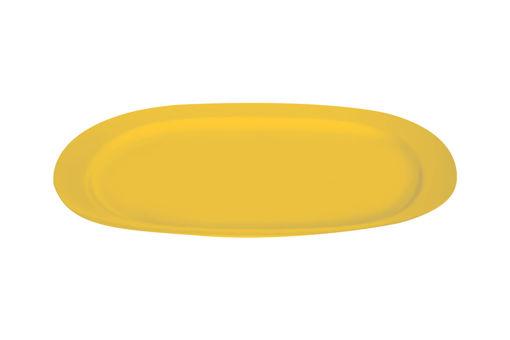 Picture of Πιατέλα Νο 350 Retro 34x24cm Κίτρινο