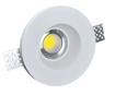 Picture of Γύψινο σποτ 1xGU10 οροφής χωνευτό στρογγυλό